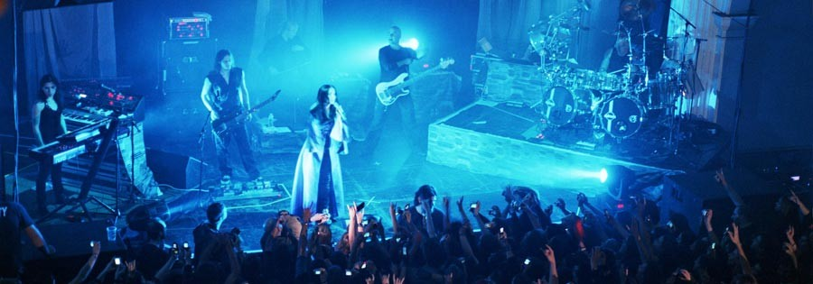 "TARJA TURUNEN ""COLOURS IN THE ROAD - TOUR"" LIVE!"